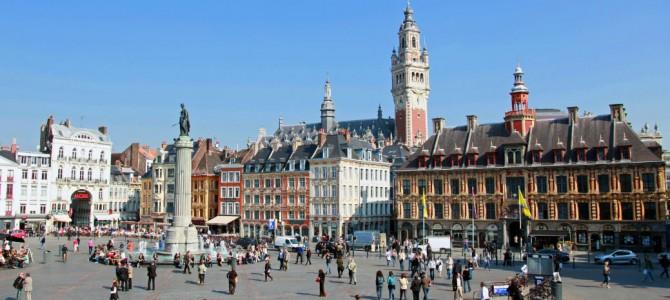 Estudar na Universidade de Lille, na França